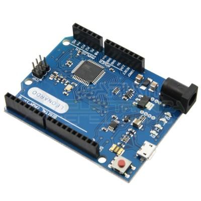 ARDUINO LEONARDO Compatibile con cavo USB Arduino 8,49€