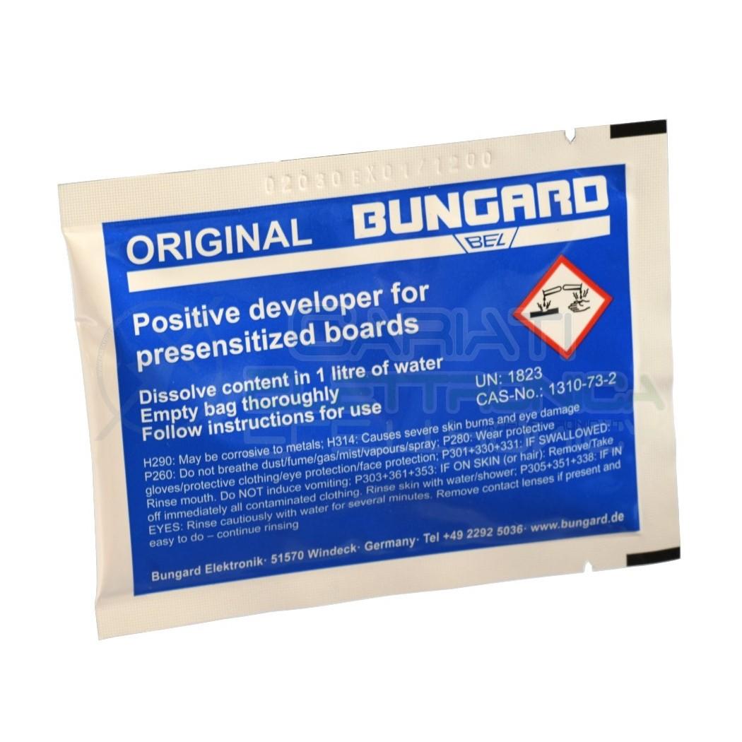 Sviluppo per Piastre Presensibilizzate Circuiti Stampati Bungard Bungard elektronik