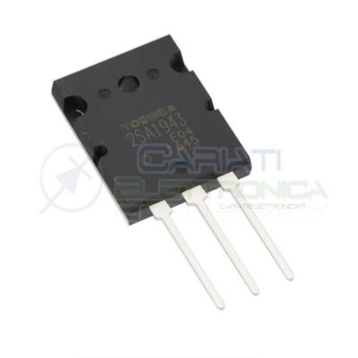 2SA1943 1943 Transistor Pnp 15A 230V Toshiba Toshiba