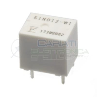 Relè 12V 25A FBR51ND12-W1 51ND12-W1 SPDT singolo scambio 12Vdc Fujitsu Fujitsu