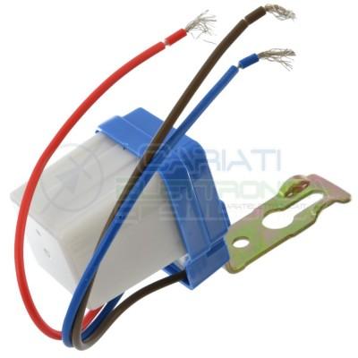 Crepuscular 10A 12V Light Switch for Light led light indoor outdoorGenerico