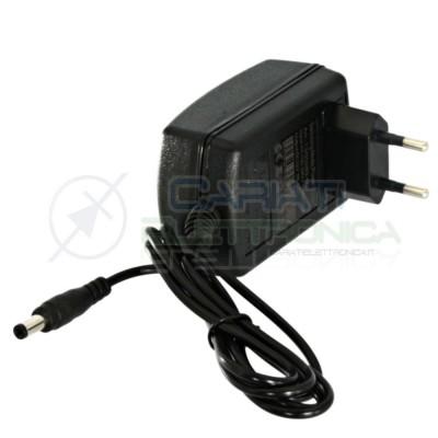 Alimentatore trasformatore 12V 12Vdc 3A 36W connettore 3.2mm 1.2mm led e telecamera Generico