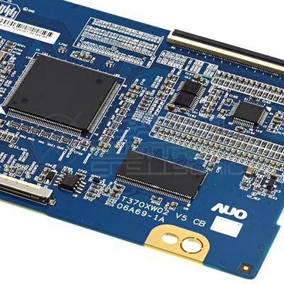 Scheda tcom samsung T370XW02 V5 CB 06A69-1A LE37R86BD LE37R87BD LE37R88BD ricambio testato Generico 29,90€