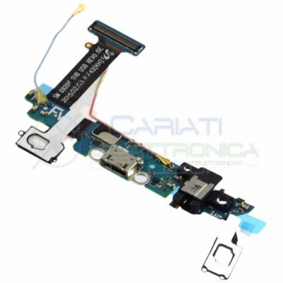 Galaxy S6 G920f G920 Connettore di ricarica Microfono Flat Flex Generico