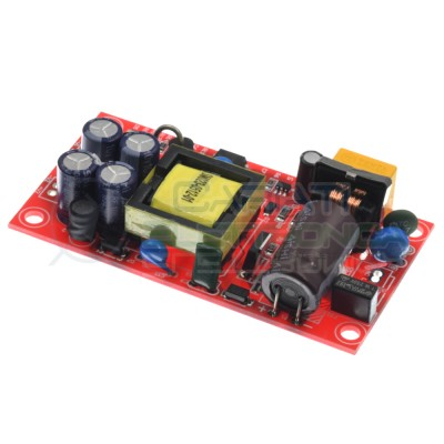 Power supply double output 12V and 5V dc 1A In 230V ac converter Ac DcGenerico