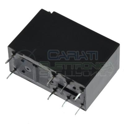 Relè JW2SN-DC12V 12V 5A doppio contatto DPDT Panasonic 8 pin JW2SNDC12V Panasonic 1,70€