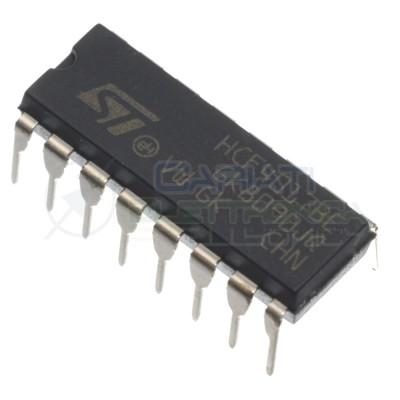 2 pezzi HCF4017BE integrato Contatore divisore HEF CDST MICROELECTRONICS