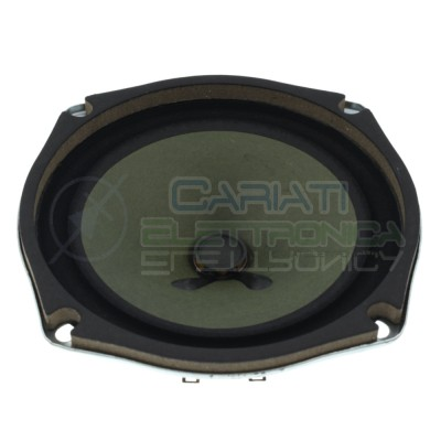 Casio Altoparlante speaker cassa 6 Ohm 7Watt 118x118mm Larga Banda Full Range Generico