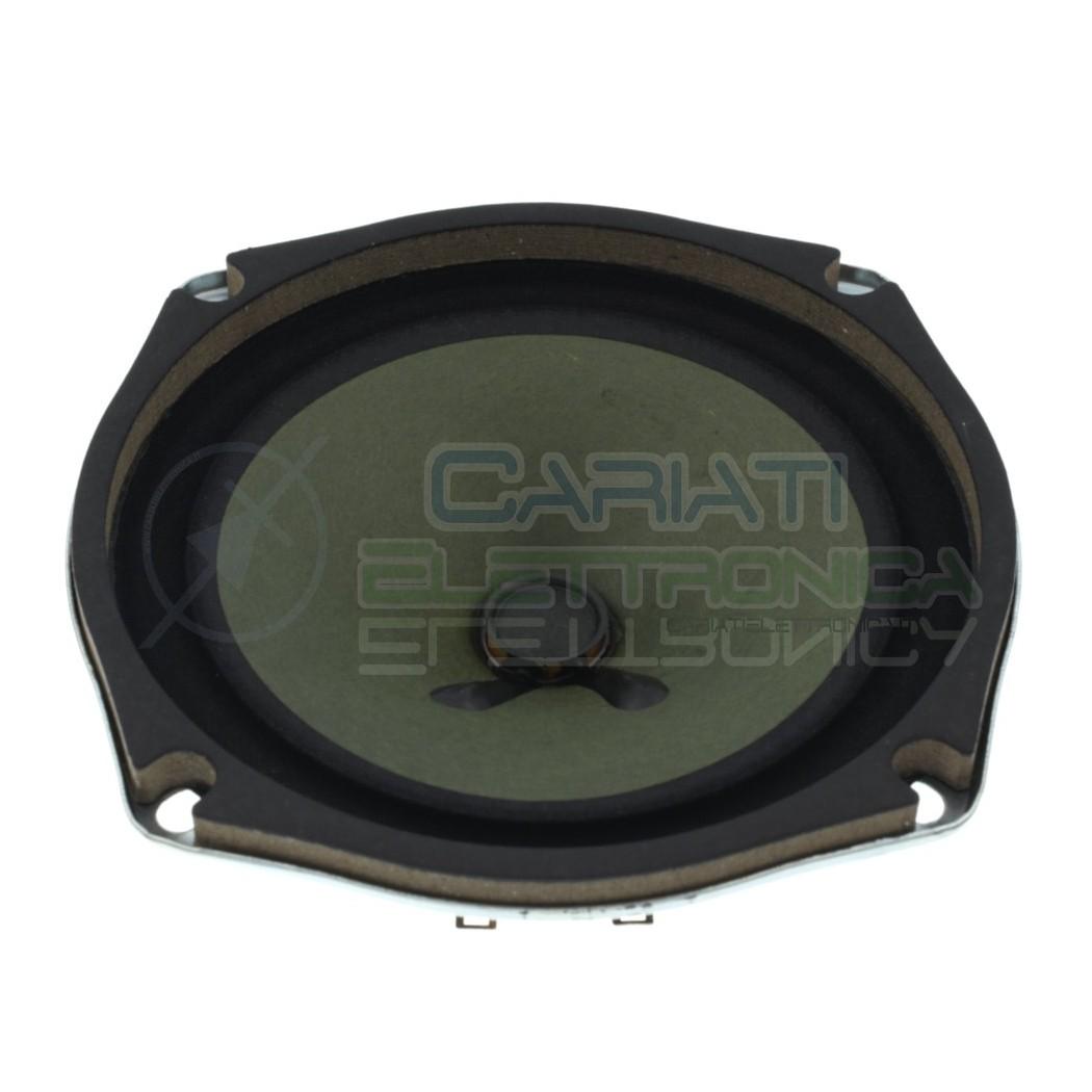 Casio Altoparlante speaker cassa 6 Ohm 7Watt 118x118mm Larga Banda Full Range Generico