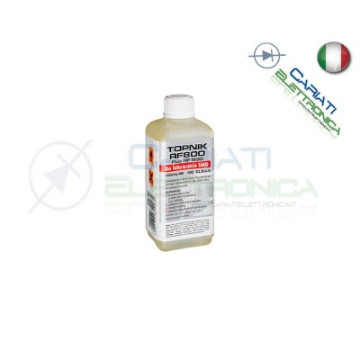 Flussante Liquido SMD no Clean 100ml  5,89 €