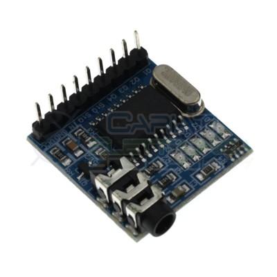MT8870 DTMF Audio Decoder Modulo voce vocale telefonico Voice Decoder Module Generico 1,79€