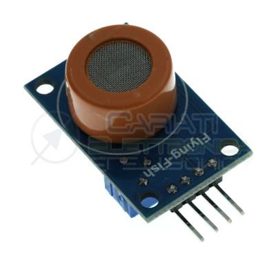 Sensore MQ-3 rilevatore di gas alcool test benzina etilometro per arduino Generico 2,90€