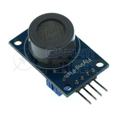 Sensore MQ-7 monossido di carbonio compatibile con arduino pic MQ7Generico