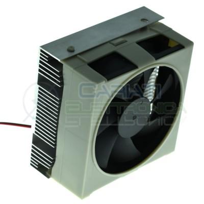 Sistema Refrigerante KIT Dissipatore per Cella di Peltier 40 X 40 mm Generico