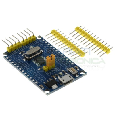 Scheda Stm32f030f4p6 Development Board con ARM CORTEX-M0 Core 32bit 48 MHz Generico