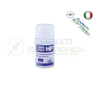 Pasta termoconduttiva termica Spray HP 100ml 6,90 €