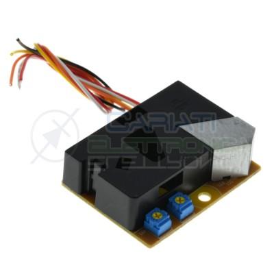 Sensore polline e polvere di particolato DSM501A PM2.5 5v per arduinoGenerico