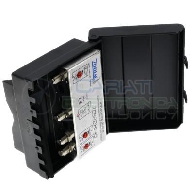 copy of Amplificatore Miscelatore da palo ZDA-3121 ZODIAC I/III VHF 18dB + UHF 30dBZodiac