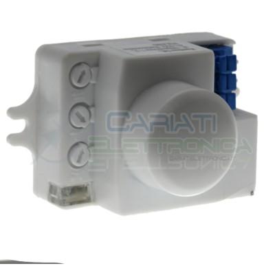 copy of Interruttore Sensore Crepuscolare 10A 12V per Luci Lampade Faro LED EsternoKanlux