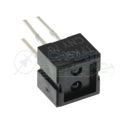 Cny70 sensore ottico accoppiatore riflettente fototransistor 5v
