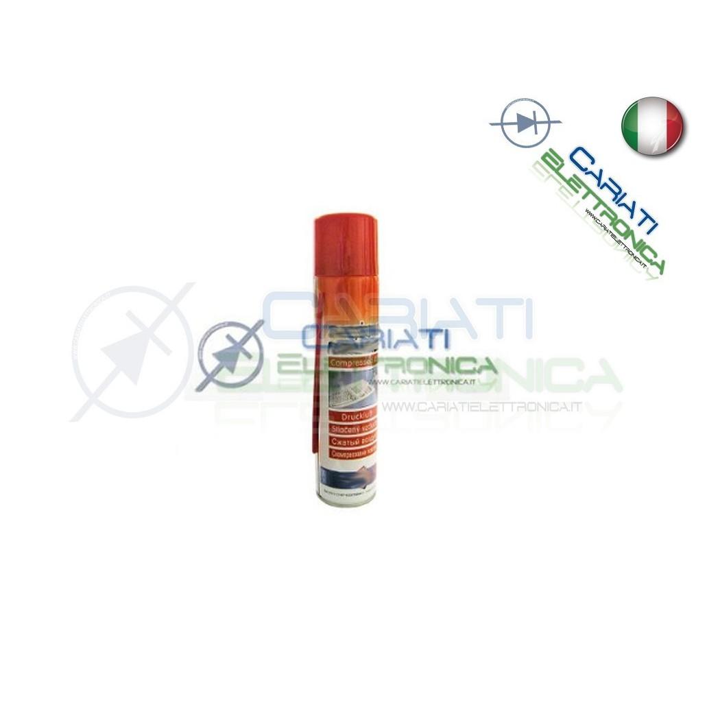 Bomboletta Spray Aria Compressa 300ml  5,00€