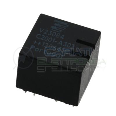 copy of Relè singolo scambio RELPOL RM699BV-3011-85-1012 bobina 12V SPDT 6A 250Vac 24VdcSiemens