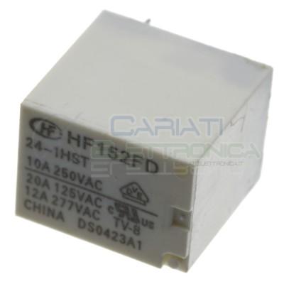 copy of Relè doppio 2 scambio OMRON G6S-2 5V DC 0.5A 125V DPDTHONGFA RELAY