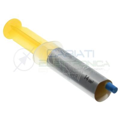 FLUSSANTE GEL 14 ml per Saldature Aria Calda SMDAgThermopasty