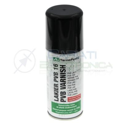 Vernice Trasparente Spray Per PCB Circuiti 400mlAgThermopasty