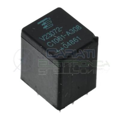 Relay V23072- C1061-A308 Tyco Siemens 12V 12Vdc repair FiatSiemens