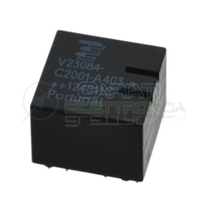 Relay V23084-C2001-A403 V23084C2001A403 Tyco Siemens 10 PinSiemens