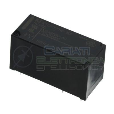 FTR K1CK005W-MA Relay coil 5v Spdt 12A 250V 5 PinsFujitsu
