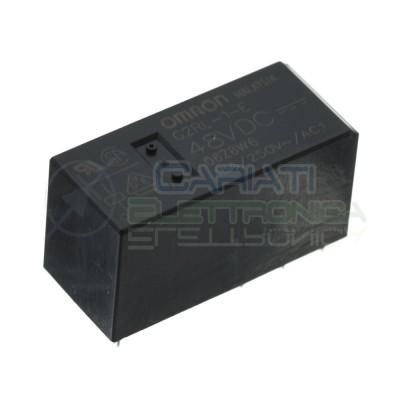 G2RL-1-E Relè con bobina 48V Spdt 16A 250V Singolo scambio 8 pin Omron