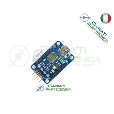 Bluetooth Bee XBee adattatore USB compatibile per Arduino