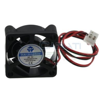 Ventola 30x30x10mm 5V Raffreddamento Stampante 3D Pc Elettronica