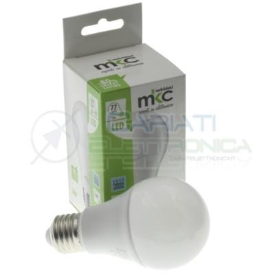 Led lamp E27 12W 1050 Lumen Cool white 6000KMKC