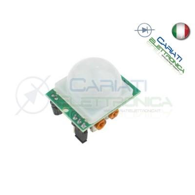 PIR sensore infrarosso movimento HC-SR501 pic arduino shield Generico 2,49€