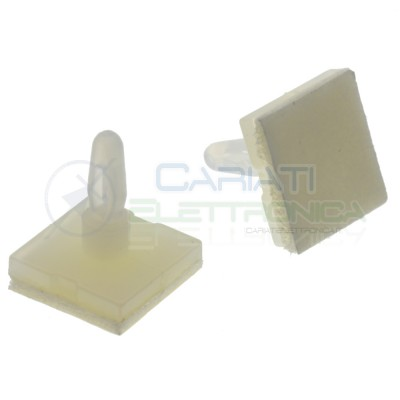 4 pcs Self Adhesive pcb support 6,4mmKss