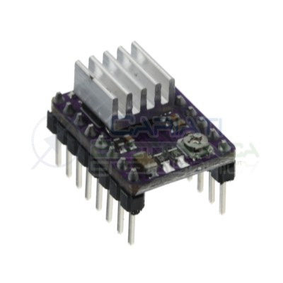 DVR8825 Stepper Motor Driver Module Board for 3D Printer ReprapGenerico