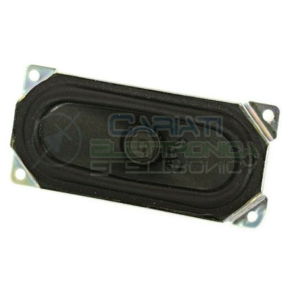 Altoparlante speaker cassa acustica 10W 8Ω 10WATT 8ohm Dimensioni 112x50x32 mm