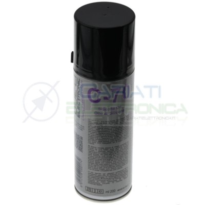C70 C-70 Spray Olio di silicone 200ml Due-Ci Due-Ci