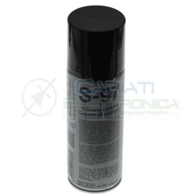S97 S-97 Spray Grasso di silicone 200ml Due-Ci Due-Ci