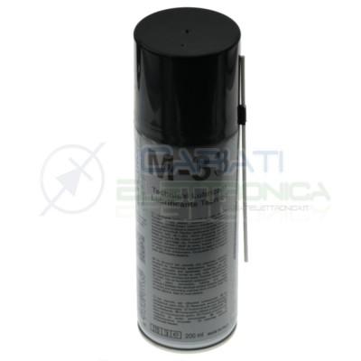 M33 M-33 Spray Lubrificante Tecnico 200ml per potenziometri Due-Ci Due-Ci