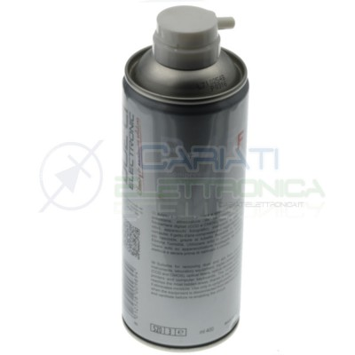 B-45F B45F Spray Aria compressa 400ml Due-Ci Due-Ci