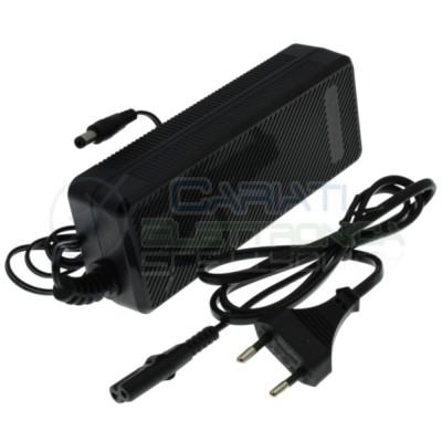 Alimentatore 48V Dc 2A Connettore 5,5x2,5mm Tvcc Poe Telecamere Batterie Elcart