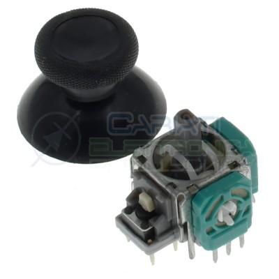 3D Joystick Axis Ruota Ricambio Controller PS4 Modulo Sensore Analogico Playstation 4 Generico