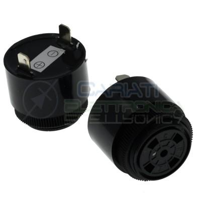 copy of Cicalino Buzzer 24V dc rettangolare con oscillatore integrato e cavoGenerico