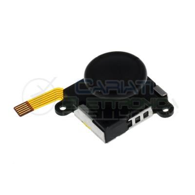Ricambio Joystick analogico rotella 3D Per controller Nintendo Switch Generico