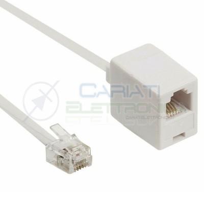 copy of Porta Ethernet RJ45 schermata Adattatore per cavi lan con morsetti a vite 8 pinNedis