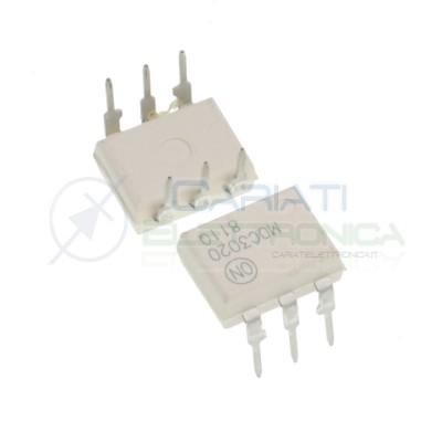 MOC3020 Fotoaccoppiatore Optocoupler fototriac 6 PinOn semiconductor